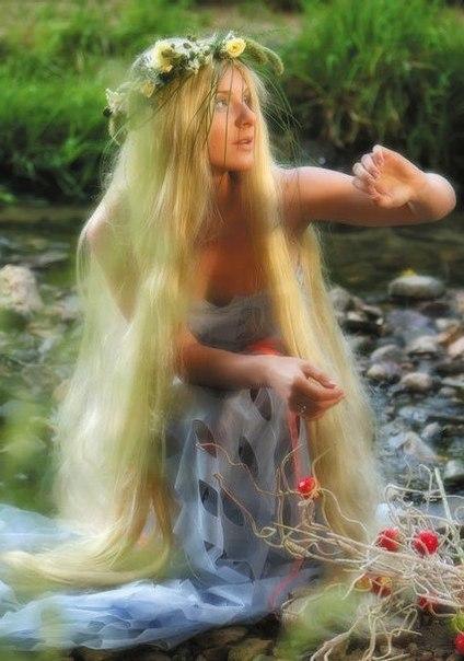 Медитация для роста волос
